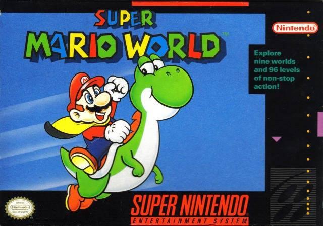 Super Mario World Review (Snes) Supermarioworld